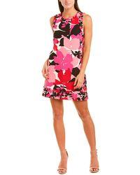 Cece by Cynthia Steffe Shift Dress - Pink
