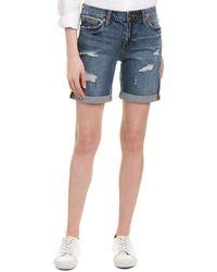 Joe's Jeans Giata Bermuda Short - Blue