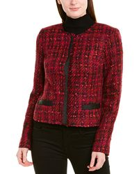Karl Lagerfeld Jacket - Red