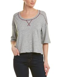 Splendid Loose T-shirt - Grey