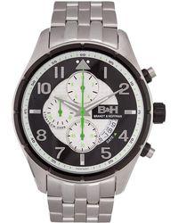 Brandt & Hoffman - Men's Sagan Watch - Lyst