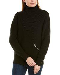 Michael Kors Wool-blend Sweater - Black