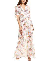 Betsey Johnson Maxi Dress - White