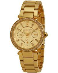 Michael Kors - Women's Mini Parker Watch - Lyst