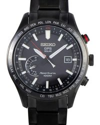 Seiko Men's Stainless Steel Watch - Multicolor