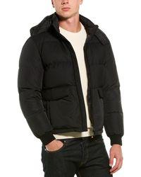Z Zegna Z Zenga Blouson Down Jacket - Black