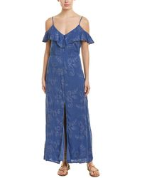 Sage the Label - Cold-shoulder Jumpsuit - Lyst