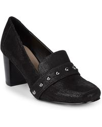 Donald J Pliner - Peggi Suede Court Shoes - Lyst