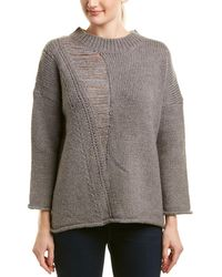 French Connection - Isabel Wool-blend Jumper - Lyst