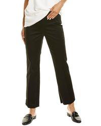 Donna Karan Kick Flare Pant - Black