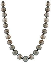 Splendid - 14k 10-14mm Tahitian Pearl Necklace - Lyst