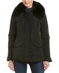 Peuterey Yiska Down Jacket - Black