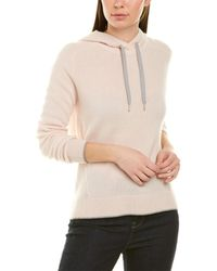 Magaschoni Cashmere Hoodie - Pink