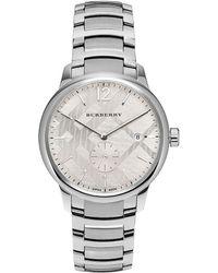 Burberry - Men's Bracelet Watch - Lyst