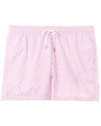 Benson Swim Trunk - Pink