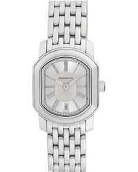 Heritage Tiffany & Co. Tiffany & Co. 2000s Women's Resonator Watch - Metallic