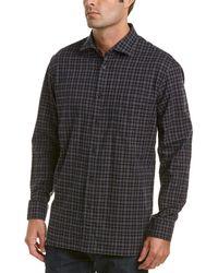 Billy Reid - John Woven Shirt - Lyst