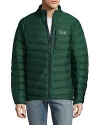 Mountain Hardwear - Stretch Down Jacket - Lyst