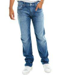 Hudson Jeans Byron Straight Leg - Blue