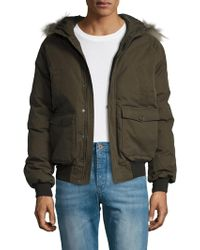Pyrenex | Mistral Jacket With Fur | Lyst