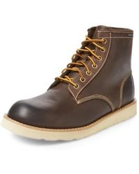 Eastland - Barron Leather Boot - Lyst