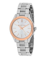 Michael Kors Slim Runway Watch - Multicolor