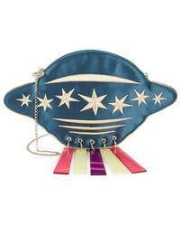 Charlotte Olympia Beam Me Up Shoulder Bag - Multicolor