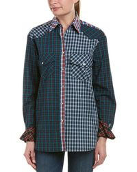 Petersyn Oxford Shirt - Blue