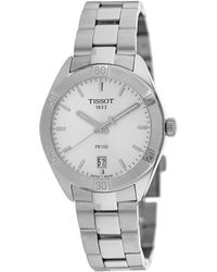 Tissot Men's Pr 100 Watch - Metallic