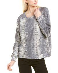 Wildfox Sommers Wetland Sweatshirt - Gray