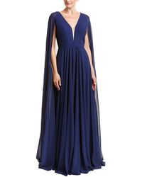 Faviana Gown - Blue