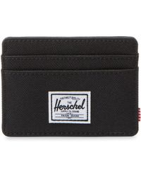 Herschel Supply Co. - Charlie Card Case - Lyst