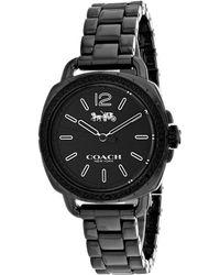 COACH Women's Tatum Watch - Black