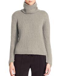 Brochu Walker - Bloom Wool Turtleneck Pullover - Lyst