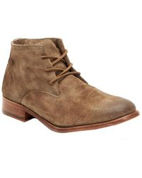 Frye Carly Bootie - Brown