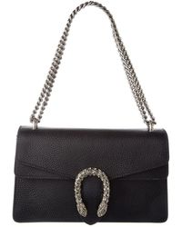Gucci Dionysus Shoulder Bag - Black