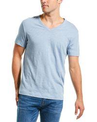 Theory Gaskell T-shirt - Blue