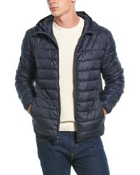 Marc New York Dunmore Coat - Blue