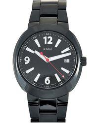 Rado Ceramic Watch - Black
