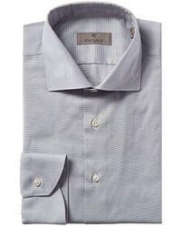 Canali Dress Shirt - Gray