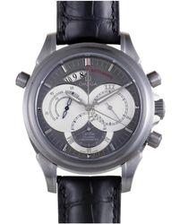 Omega De Ville Chronoscope Co-axial Rattrapante Men's Watch - Metallic