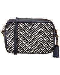 Michael Kors Medium Camera Bag - Black