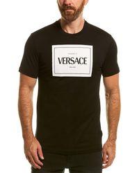 Versace Taylor Fit T-shirt - Black