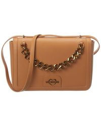 Love Moschino Shoulder Bag - Brown