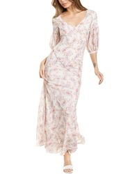 We Are Kindred Lily Rose Maxi Dress - Multicolour