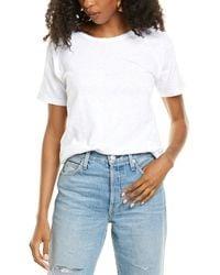 AMO Slub Jersey T-shirt - White