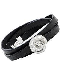 De Grisogono Certified 18k 2.90 Ct. Tw. Diamond Wrap Bracelet - Multicolor