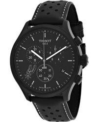 Tissot Men's Chrono Xl Watch - Black