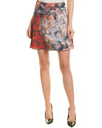 Robert Graham Mini Skirt - Multicolor