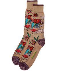 Robert Graham Hearst Socks - Multicolor